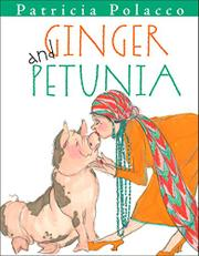 Cover art for GINGER AND PETUNIA