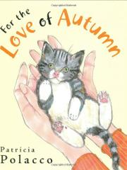 Cover art for FOR THE LOVE OF AUTUMN