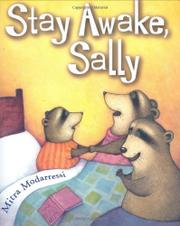 Book Cover for STAY AWAKE, SALLY