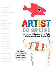 ARTIST TO ARTIST by Mitsumasa Anno