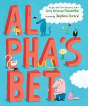 Book Cover for AL PHA'S BET