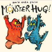 Cover art for MONSTER HUG!