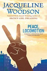 Cover art for PEACE, LOCOMOTION
