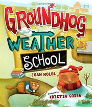 Cover art for GROUNDHOG WEATHER SCHOOL