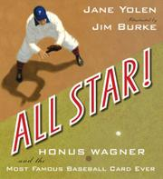 ALL STAR! by Jane Yolen