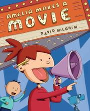 Cover art for AMELIA MAKES A MOVIE