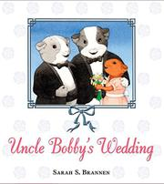 Cover art for UNCLE BOBBY'S WEDDING