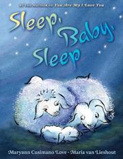 Cover art for SLEEP, BABY, SLEEP