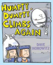 Cover art for HUMPTY DUMPTY CLIMBS AGAIN