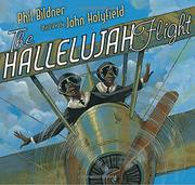 Cover art for THE HALLELUJAH FLIGHT