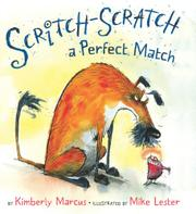 Book Cover for SCRITCH-SCRATCH A PERFECT MATCH