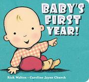 Cover art for BABY'S FIRST YEAR