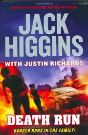 DEATH RUN by Jack Higgins