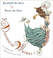 Book Cover for THE DUCHESS OF WHIMSY
