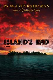 Cover art for ISLAND'S END