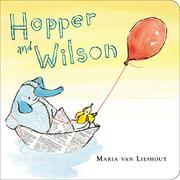 Book Cover for HOPPER AND WILSON