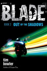 BLADE by Tim Bowler