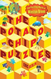 THE POTATO CHIP PUZZLES by Eric Berlin