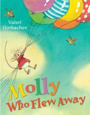 Cover art for MOLLY WHO FLEW AWAY