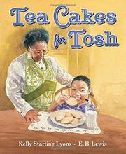 Book Cover for TEA CAKES FOR TOSH