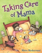 Cover art for TAKING CARE OF MAMA