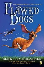 Cover art for FLAWED DOGS