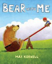 Cover art for BEAR WITH ME