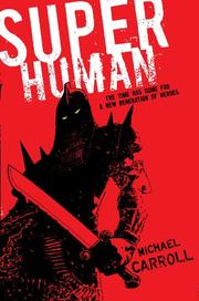 Book Cover for SUPER HUMAN