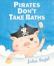 Cover art for PIRATES DON'T TAKE BATHS