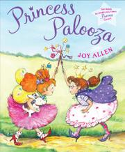 Cover art for PRINCESS PALOOZA