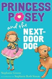 Book Cover for PRINCESS POSEY AND THE NEXT-DOOR DOG