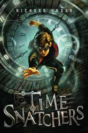 Book Cover for TIME SNATCHERS