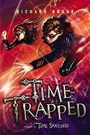 TIME TRAPPED  by Richard Ungar