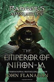 Cover art for THE EMPEROR OF NIHON-JA