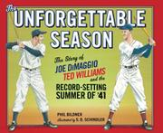 Cover art for THE UNFORGETTABLE SEASON