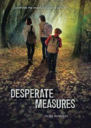 Cover art for DESPERATE MEASURES