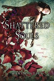 Book Cover for SHATTERED SOULS