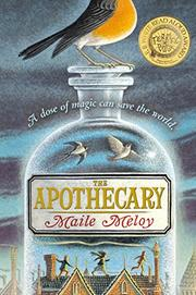 Book Cover for THE APOTHECARY