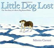 Cover art for LITTLE DOG LOST