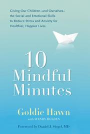 Book Cover for 10 MINDFUL MINUTES