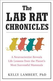 Book Cover for THE LAB RAT CHRONICLES