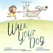 WALK YOUR DOG by Elizabeth Stevens Omlor