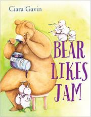 BEAR LIKES JAM by Ciara Gavin