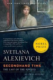 SECONDHAND TIME by Svetlana Alexievich