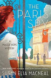 THE PARIS SPY by Susan Elia MacNeal