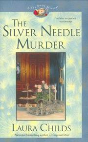 Book Cover for THE SILVER NEEDLE MURDER