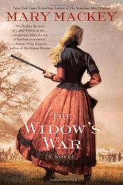 THE WIDOW'S WAR by Mary Mackey