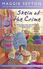 Cover art for SKEIN OF THE CRIME
