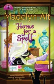 Cover art for HOME FOR A SPELL