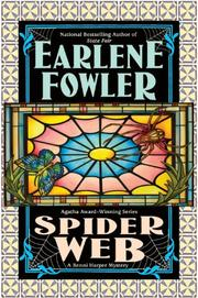 Book Cover for SPIDER WEB